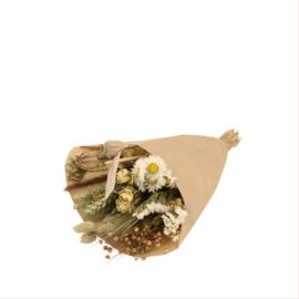 Wilde droogbloemen naturel