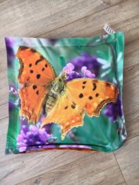Esschert Design buitenkussen vlinder S