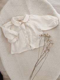 Sarah blouse cream
