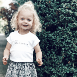 BASIC TEE | Little influencer
