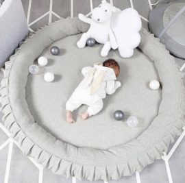 Junior nest/speelkleed Light grey