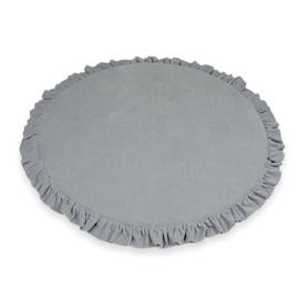 Speelmat | Soft velvet grey