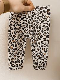 Legging leopard foil