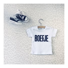 BOEFJE TEE WHITE