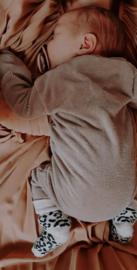 NEWBORN | Boxpakje rib sand