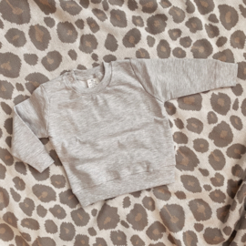 BASIC COLLECTION | Sweater grey