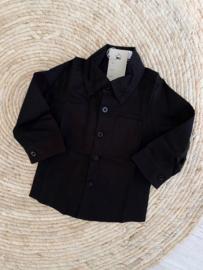 Basic blouse black