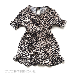 MINI PANTER DRESS
