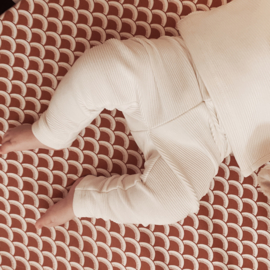 NEWBORN | Pants rib wit