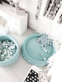 Junior nest/speelkleed mint