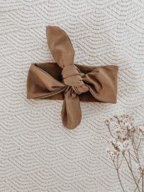 Haarband taupe