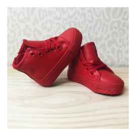 RED FIRE SHOES