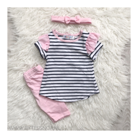 SUMMER STRIPE SET