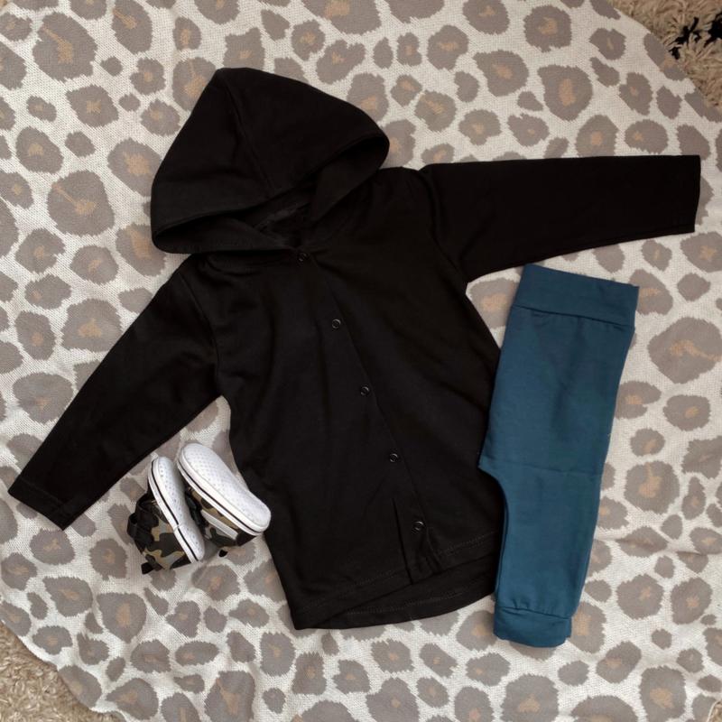 BASIC COLLECTION | Black vest