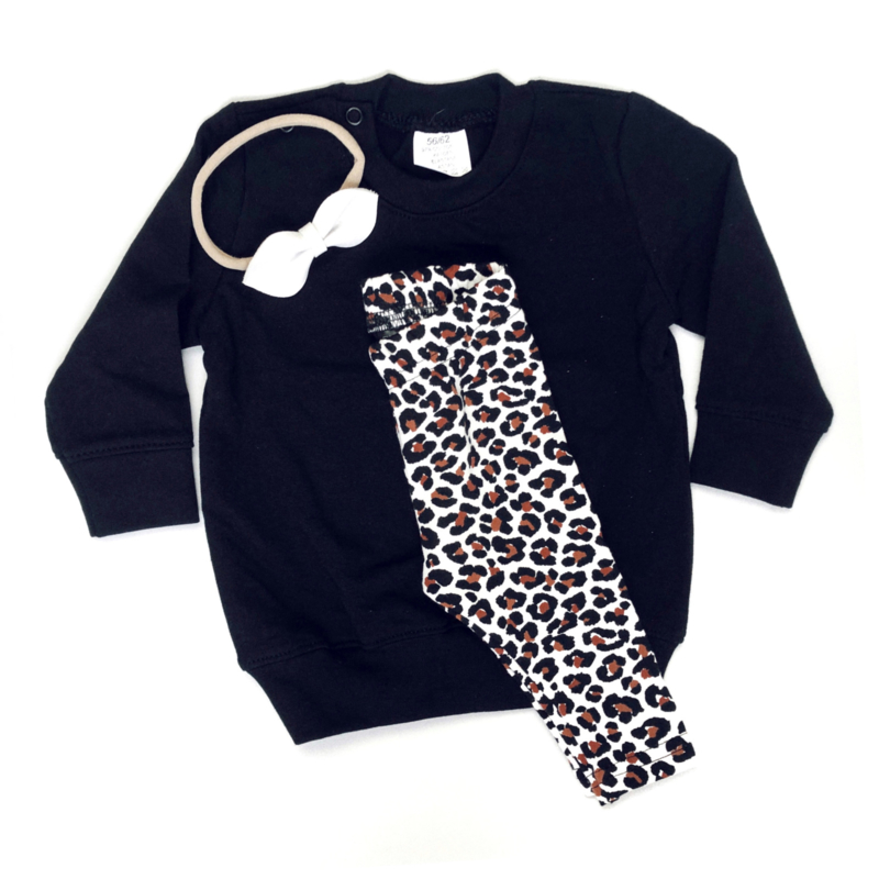 BASIC COLLECTION | Sweaterdress black