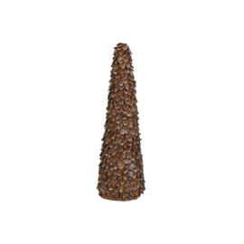 Kerstboom notendop