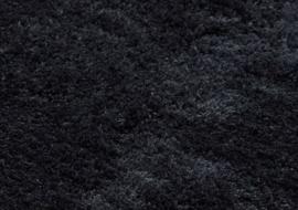 Middellangpolig tapijt extra zacht | zwart