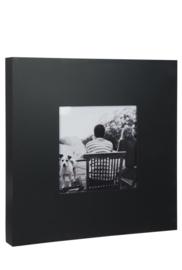 Fotokader strak zwart