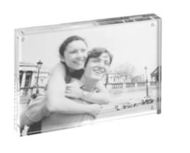 Fotokader frameless