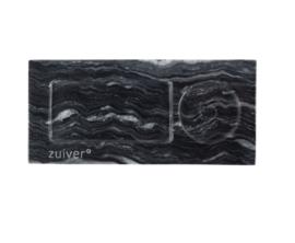 Marble tray | zwart
