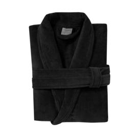 Badlinnen badjas | black