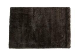 100% polyester lang | ambergrijs