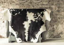 Tapijt koe | zwart/wit