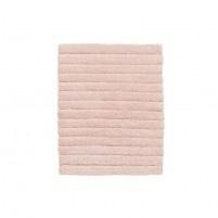 Badmat zacht katoen | pearl pink