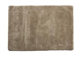 Middellangpolig tapijt extra zacht | taupe