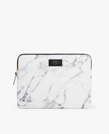 Laptophoes | white marble