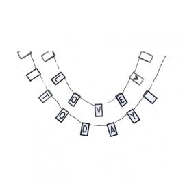 Lichtslinger letters