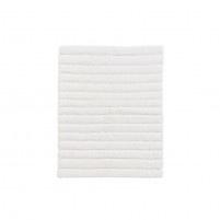 Badmat zacht katoen | white