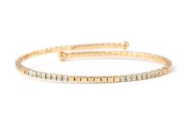 Armband goud diamanten