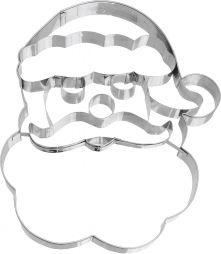 Cookie cutter santa