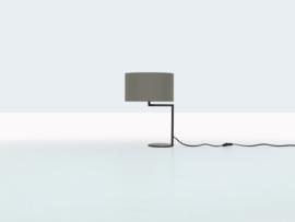 Elegante tafellamp |grijs