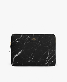 Laptophoes | black marble