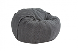Vetsak cord velours  | dark grey