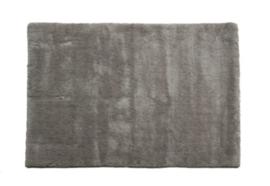 100% polyester lang | muisgrijs
