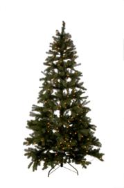 Kerstboom met geïntegreerde lichtjes (230cm)