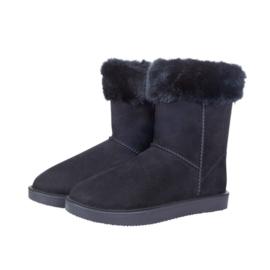 PRO TEAM Allweatherlaars Davos Fur Zwart