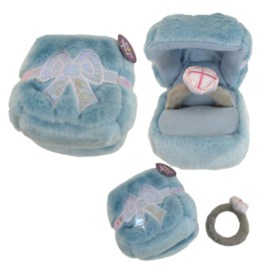 FAB DOG Toy Engagement ring