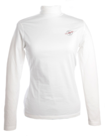 BR Essentials dames pulli Optical White
