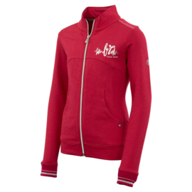 BR 4-EH sweatvest Ofelia kinderen Persian Red