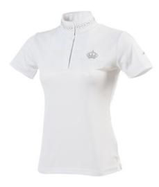 EQUITHÈME Polo shirt Couronne korte mouw