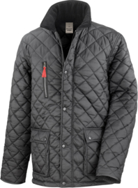 RESULT Cheltenham Gold jacket Black