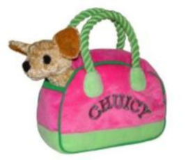 FAB DOG Juicy carrier toy