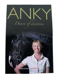 Livre Anky: Dance of devotion