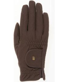 ROECKL Roeck-Grip handschoenen Mokka