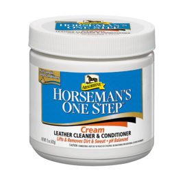 ABSORBINE - Ledercrème Horseman's One Step
