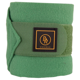 BR - Fleece bandages Event Bright Green